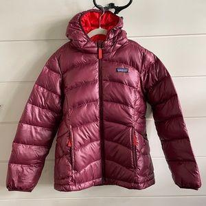 NWT Girl's Patagonia Hi-Loft Down Coat